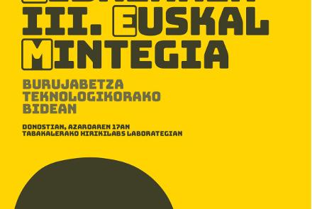 Estaremos en la Software eta Teknologia Librearen III. Euskal Mintegia