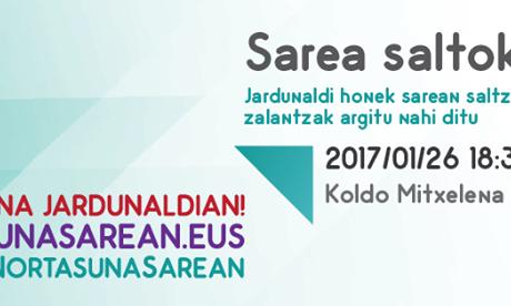 Nortasuna Sarean 2017 Jardunaldia