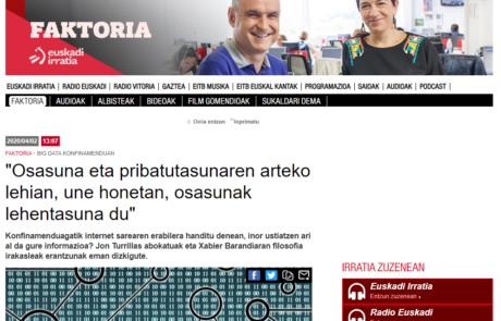 Faktoria Euskadi Irratia